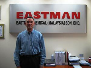 Mr. Norman McCurry,Chief Executive Officer, Eastman Chemicals (M) Sdn Bhd